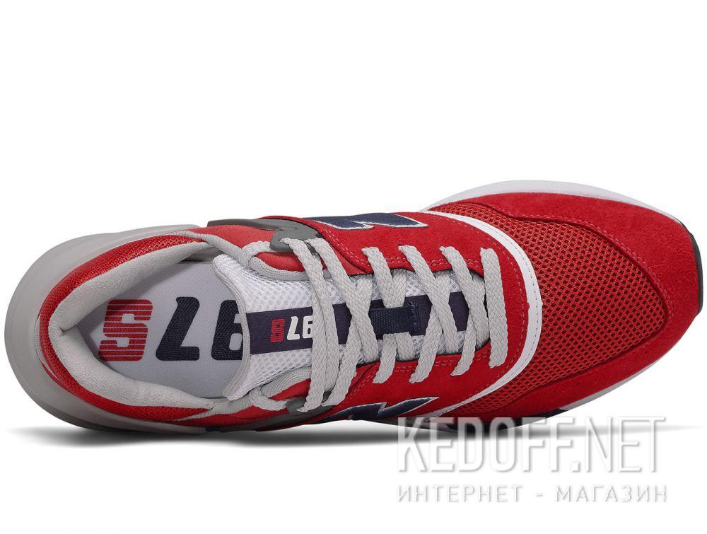 Оригинальные Мужские кроссовки New Balance MS997LOR