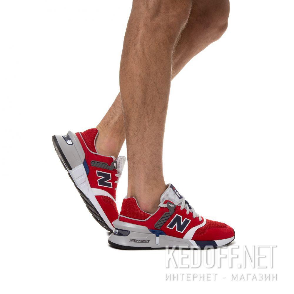 Цены на Мужские кроссовки New Balance MS997LOR