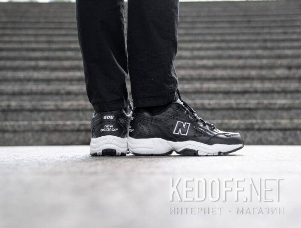 Мужские кроссовки New Balance MX608BW1 все размеры