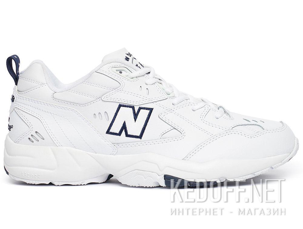 Цены на Мужские кроссовки New Balance MX608WT White Leather