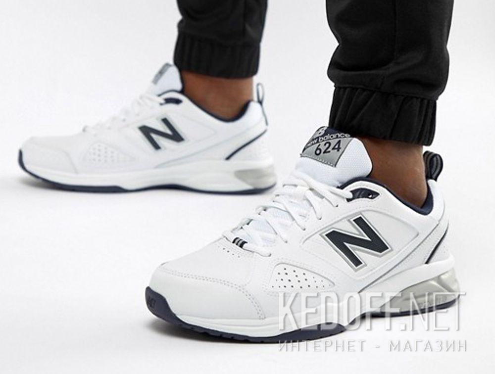 Мужские кроссовки New Balance MX624WN5 все размеры