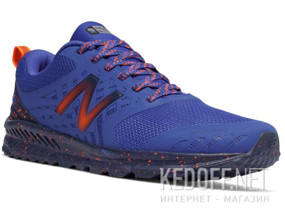 Купить Мужские кроссовки New Balance FuelCore Nitrel MTNTRRP1 Trail