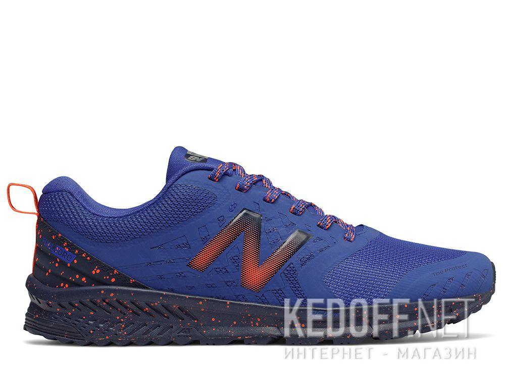 Мужские кроссовки New Balance FuelCore Nitrel MTNTRRP1 Trail купить Украина