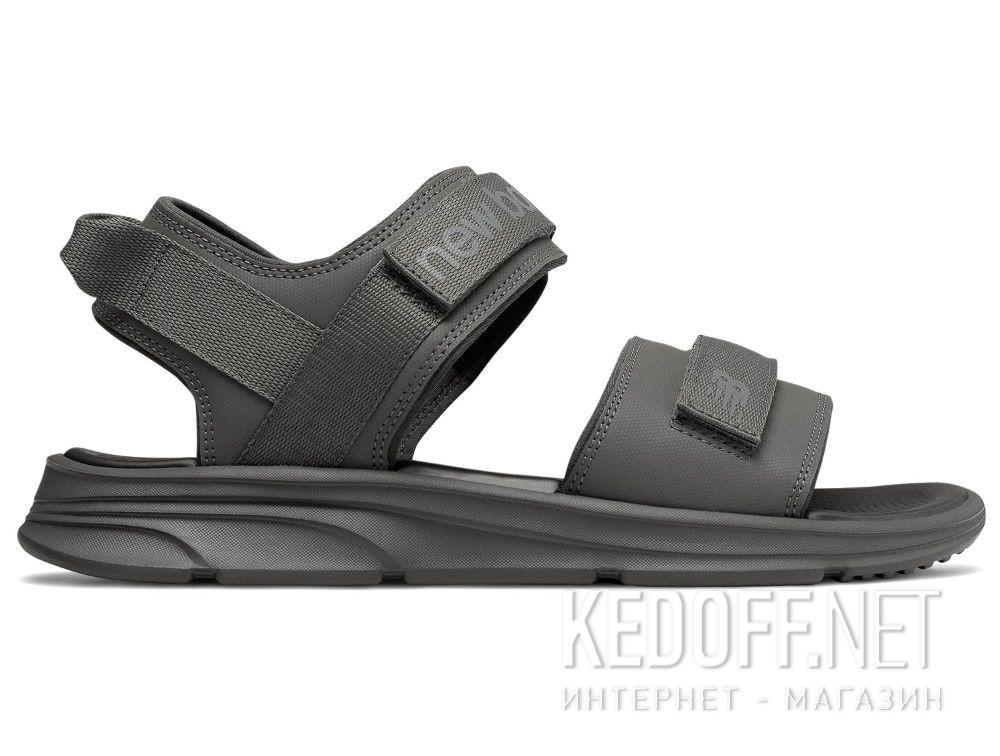 Мужские босоножки New Balance SDL250GR купить Украина