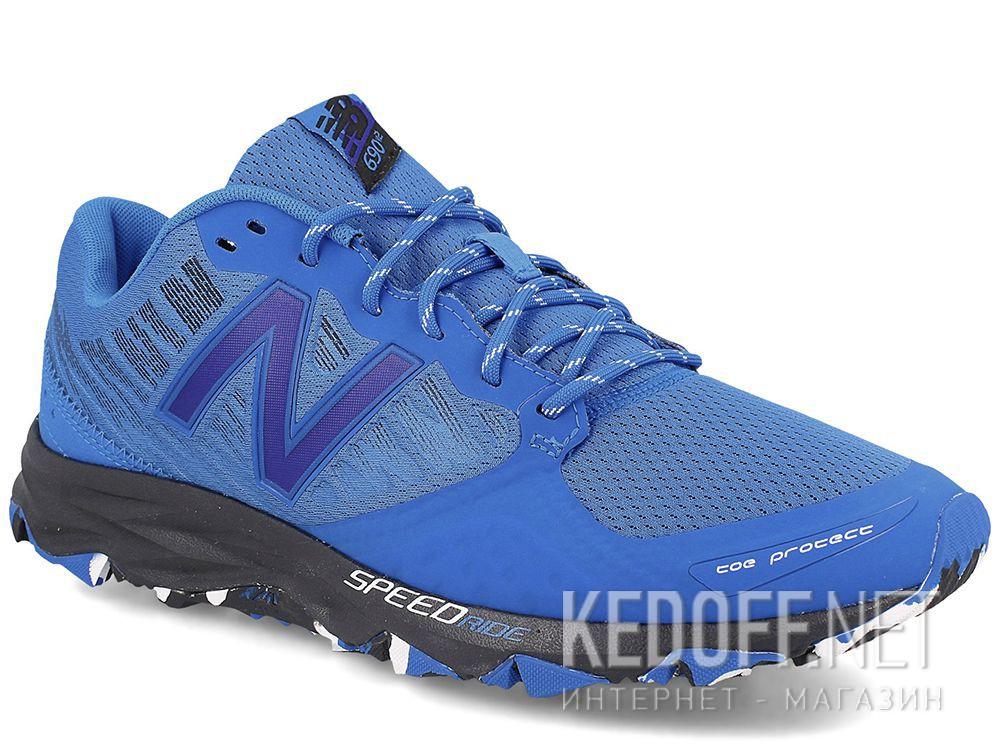 Купить Мужские кроссовки New Balance Trail MT690RE2   (синий)