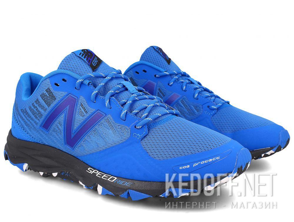 Мужские кроссовки New Balance Trail MT690RE2   (синий) купить Украина