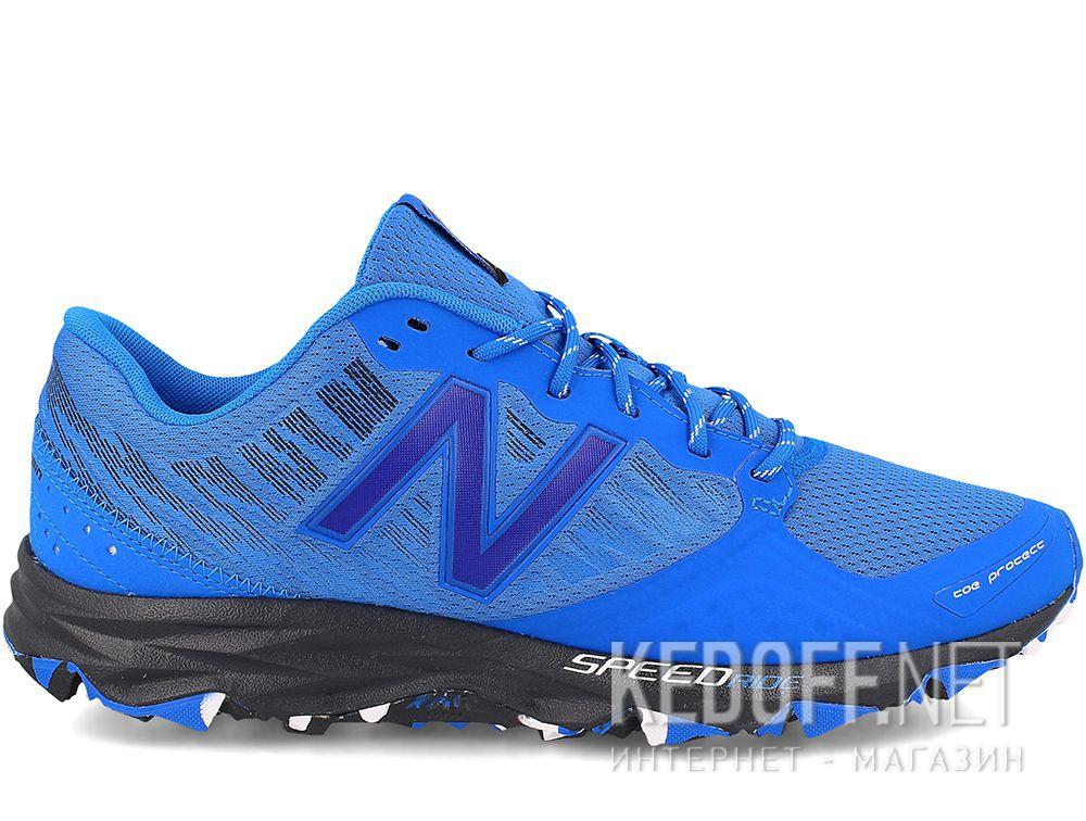 Оригинальные Мужские кроссовки New Balance Trail MT690RE2   (синий)
