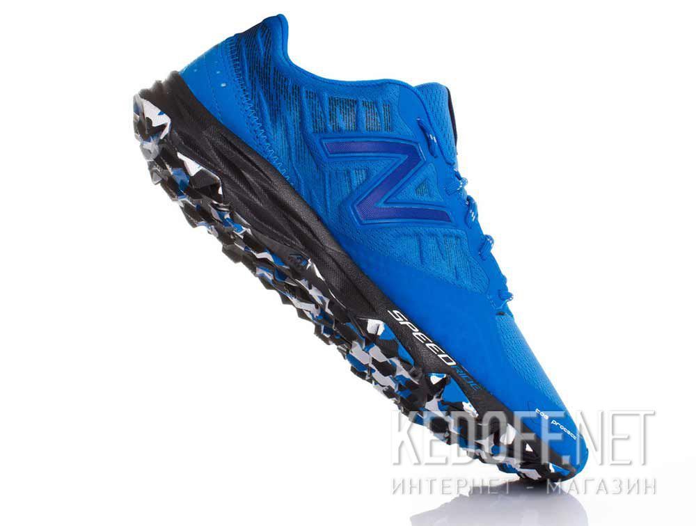 Цены на Мужские кроссовки New Balance Trail MT690RE2   (синий)