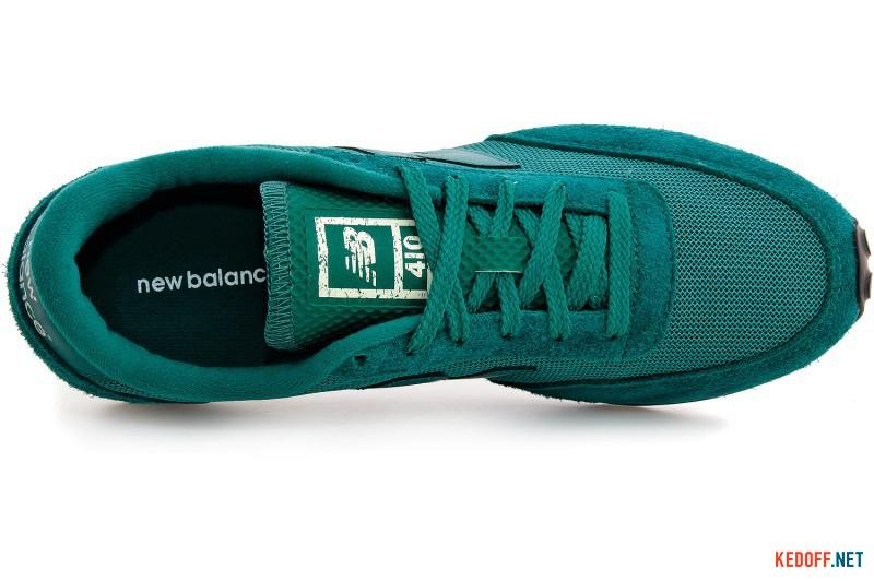 Мужские кроссовки New Balance U 410Vg Royal green