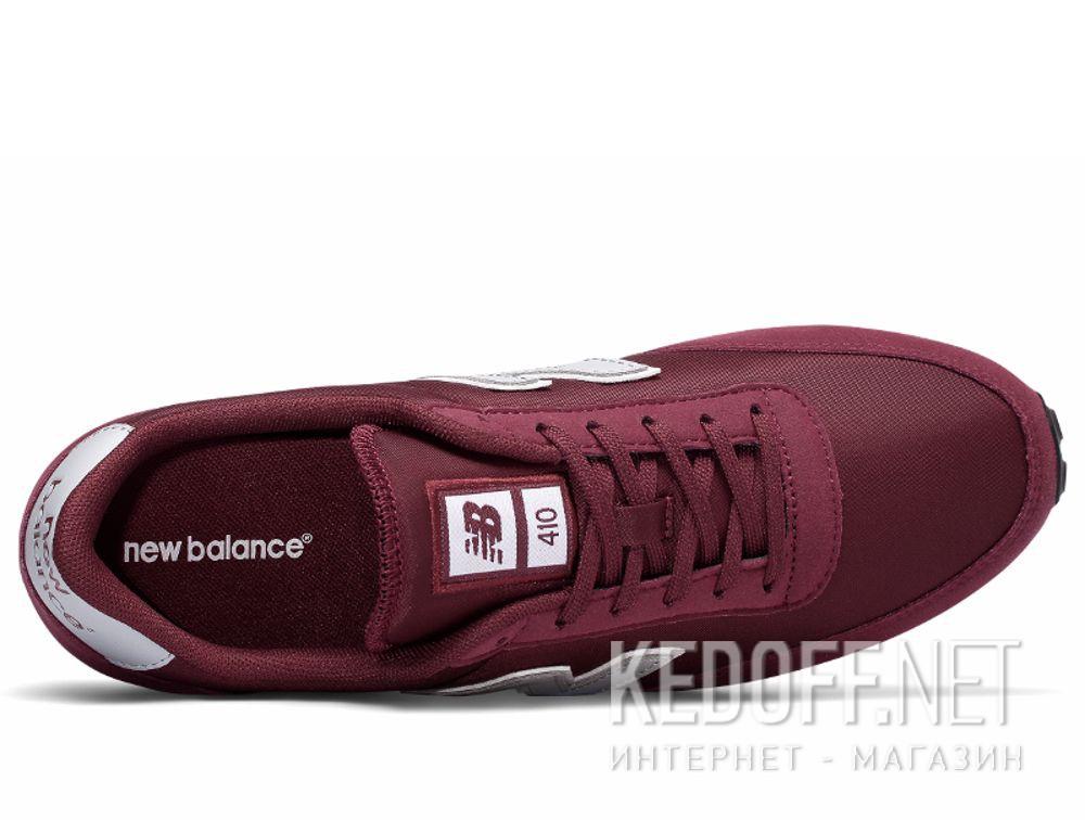 Мужские кроссовки New Balance U410BUG описание