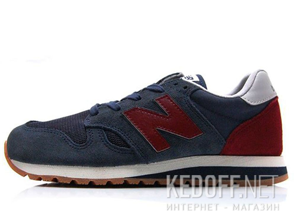 Оригинальные Мужские кроссовки New Balance U520EJ