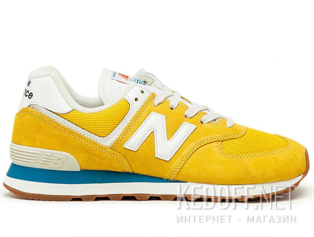 Мужские кроссовки New Balance Vintage Brights ML574HB2 купить Украина