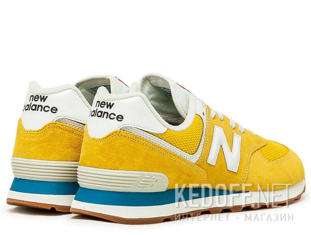 Цены на Мужские кроссовки New Balance Vintage Brights ML574HB2