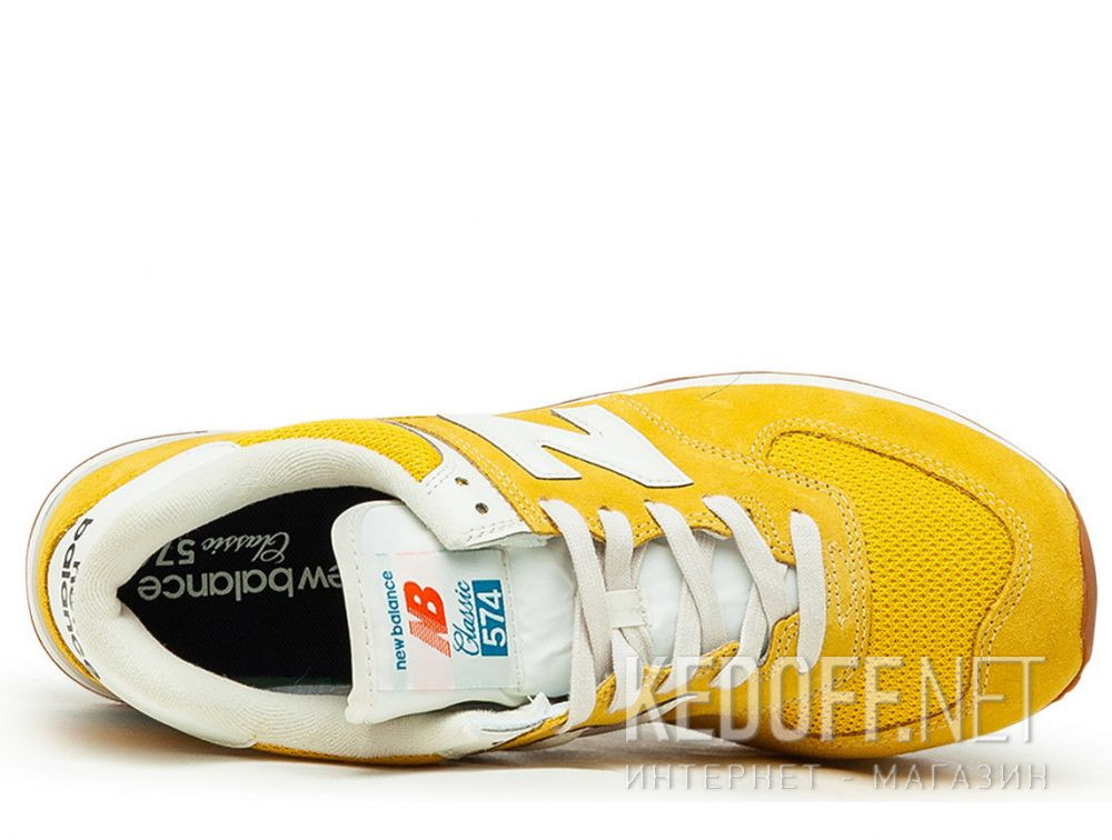 Доставка Мужские кроссовки New Balance Vintage Brights ML574HB2
