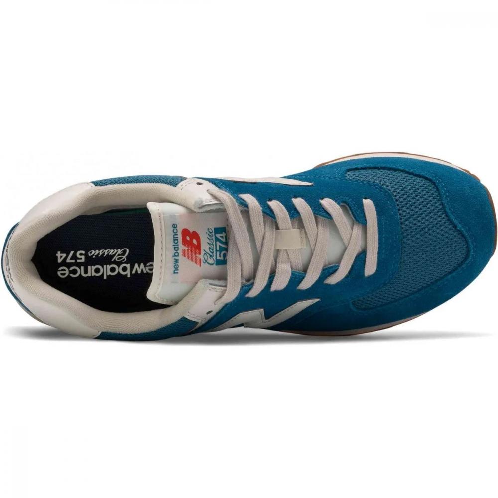 Мужские кроссовки New Balance Vintage Brights ML574HC2 описание