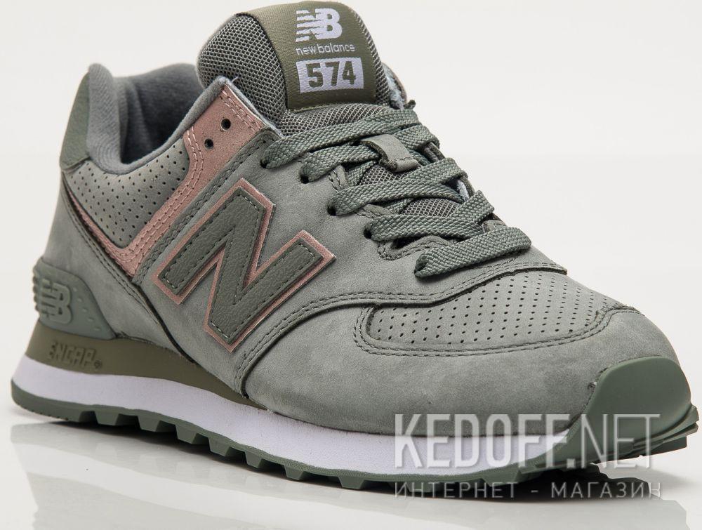 Цены на Кроссовки New Balance WL574NBL