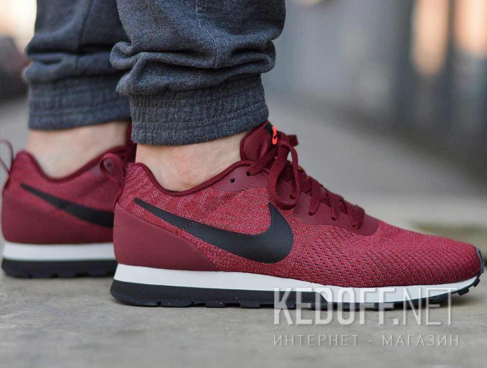 Мужские кроссовки Nike Md Runner 2 Eng Mesh 916774-601 все размеры