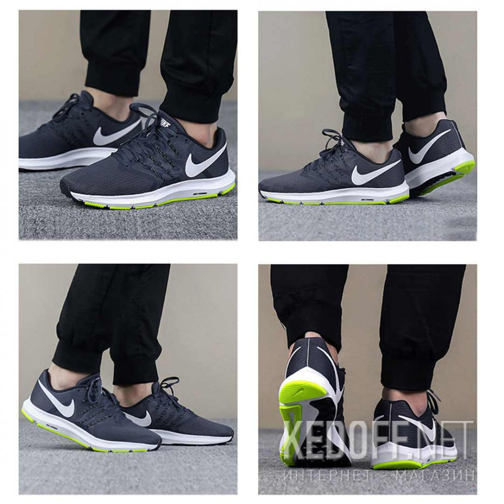 Мужские кроссовки Nike Run Swift 908989-403 доставка по Украине