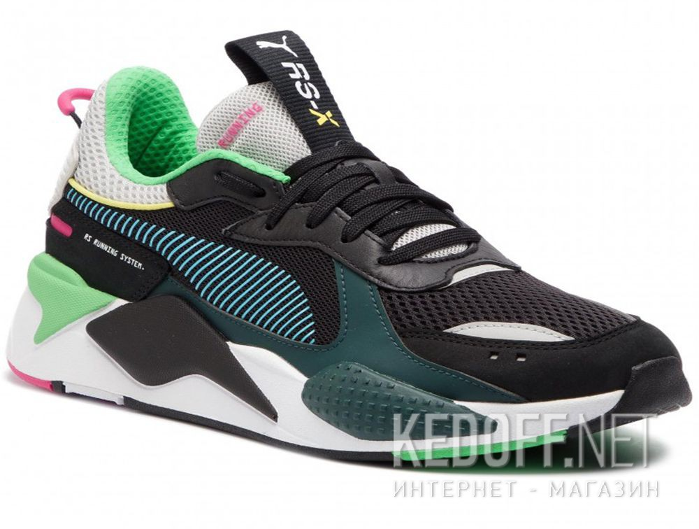 Купить Мужские кроссовки Puma RS-X Toys 369449 01