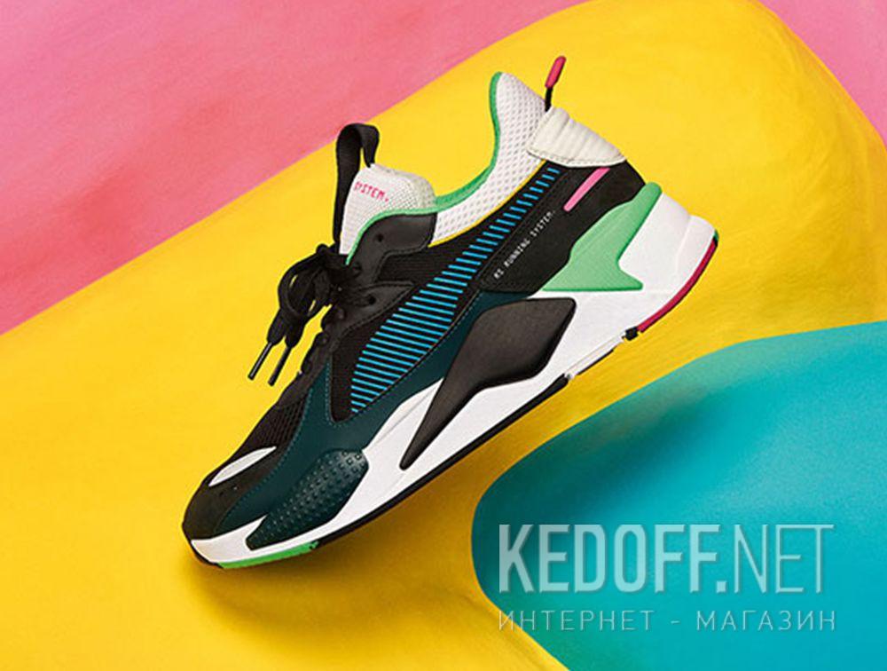 Мужские кроссовки Puma RS-X Toys 369449 01 купить Украина