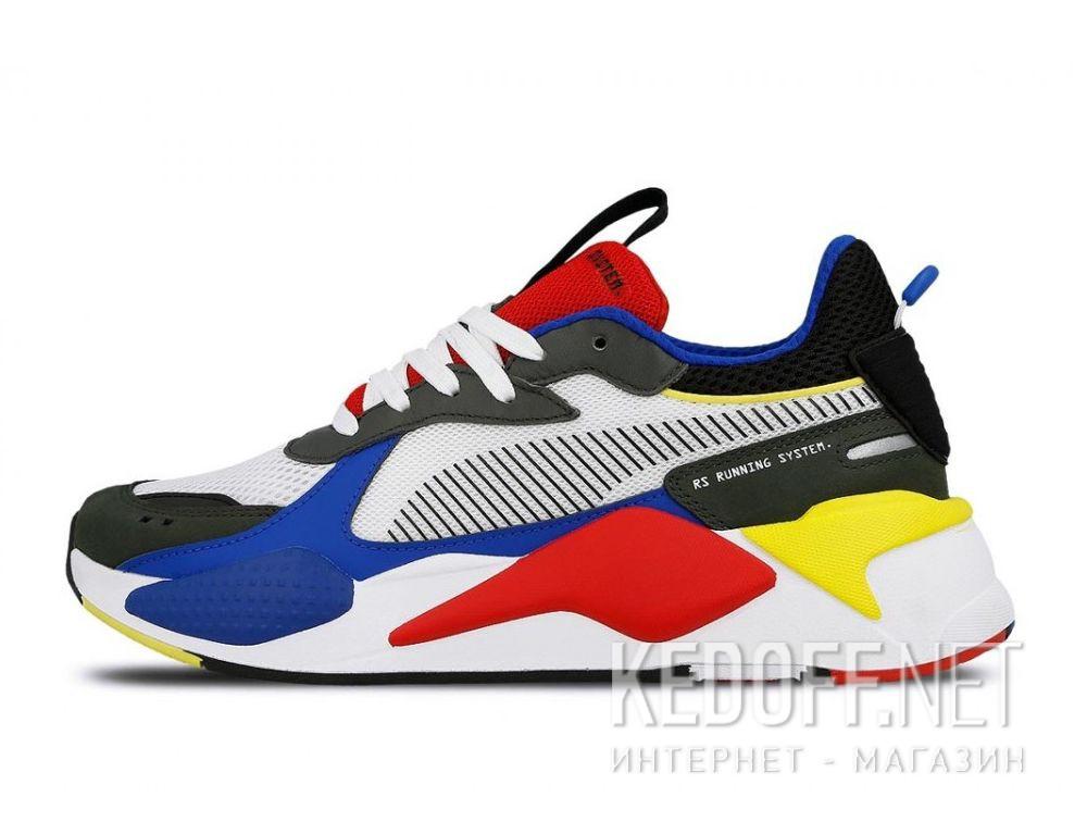 Мужские кроссовки Puma RS-X Toys 369449 02 купить Киев