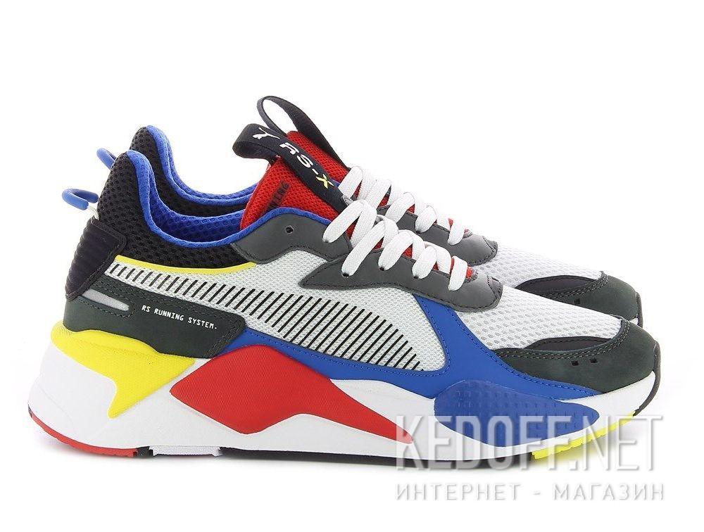 Оригинальные Мужские кроссовки Puma RS-X Toys 369449 02