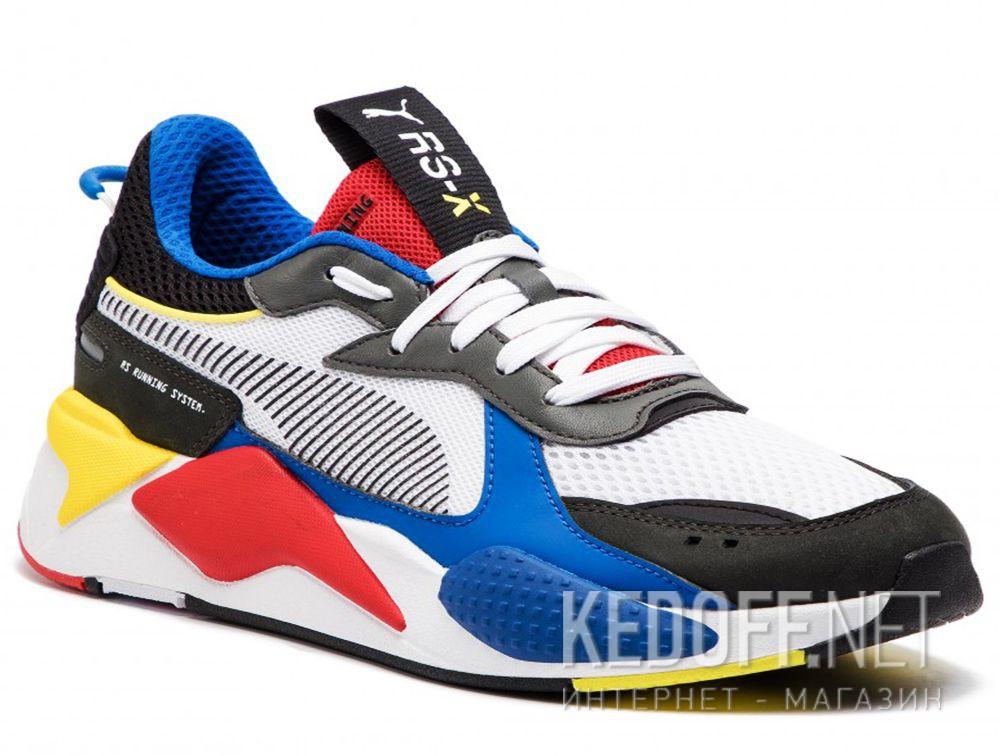 Купить Мужские кроссовки Puma RS-X Toys 369449 02