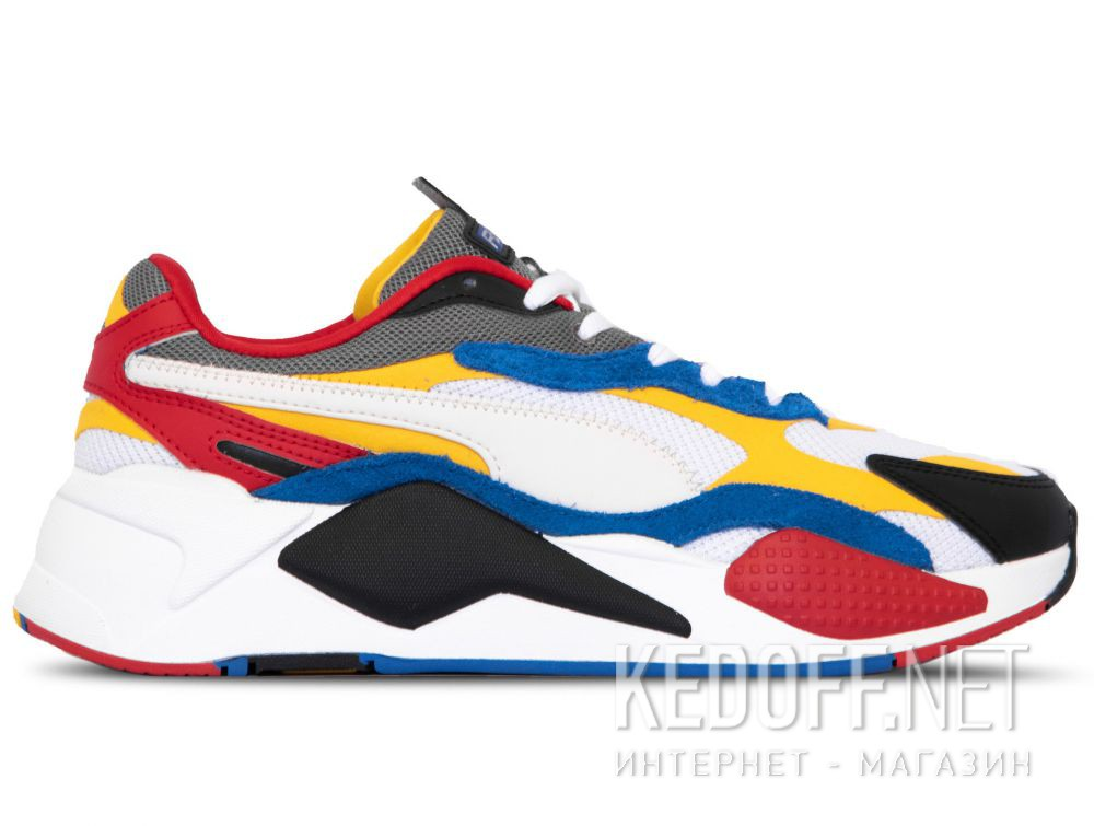 Men's sportshoes Puma Rs-X3 Puzzle 371570 04 купить Киев