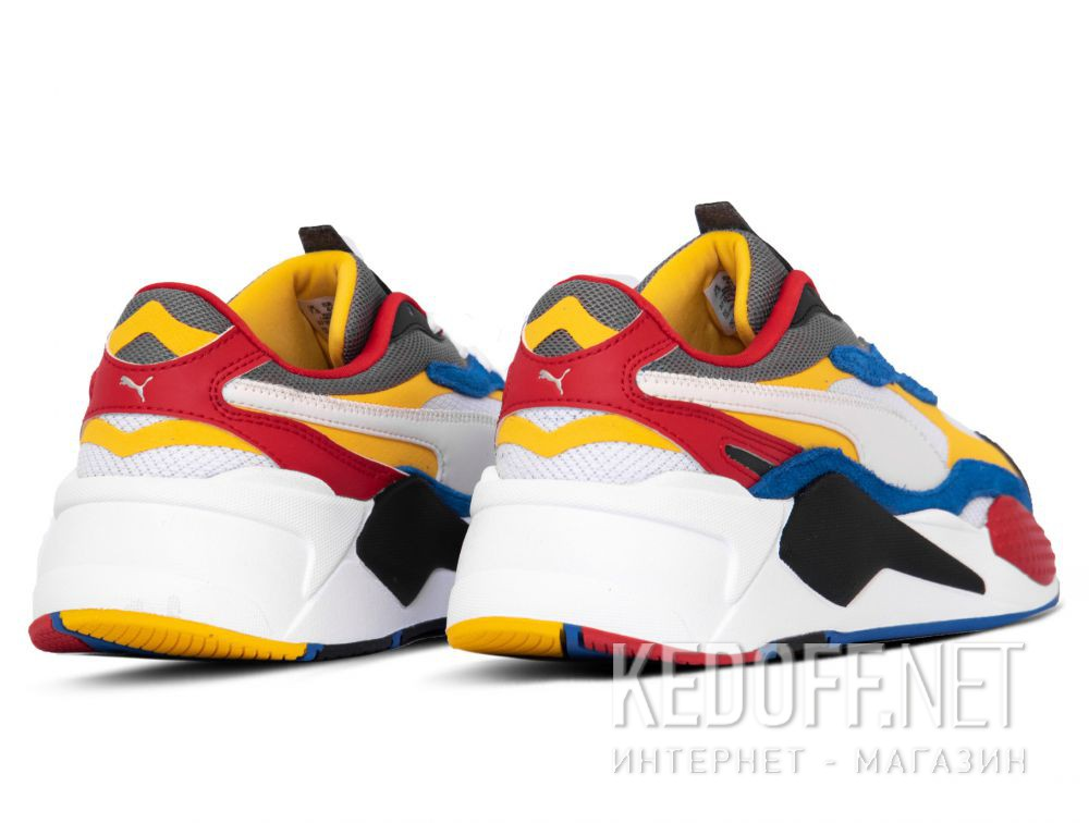 Оригинальные Men's sportshoes Puma Rs-X3 Puzzle 371570 04