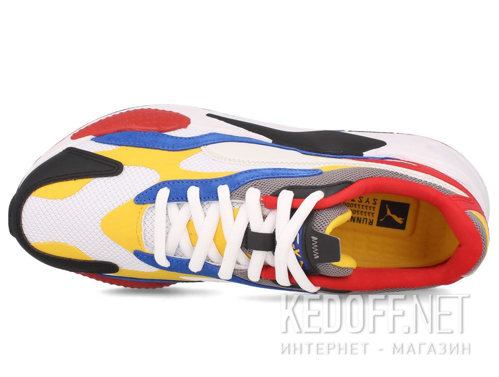 Men's sportshoes Puma Rs-X3 Puzzle 371570 04 описание