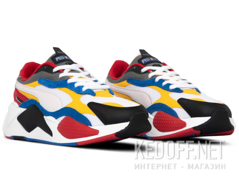 Men's sportshoes Puma Rs-X3 Puzzle 371570 04 купить Украина