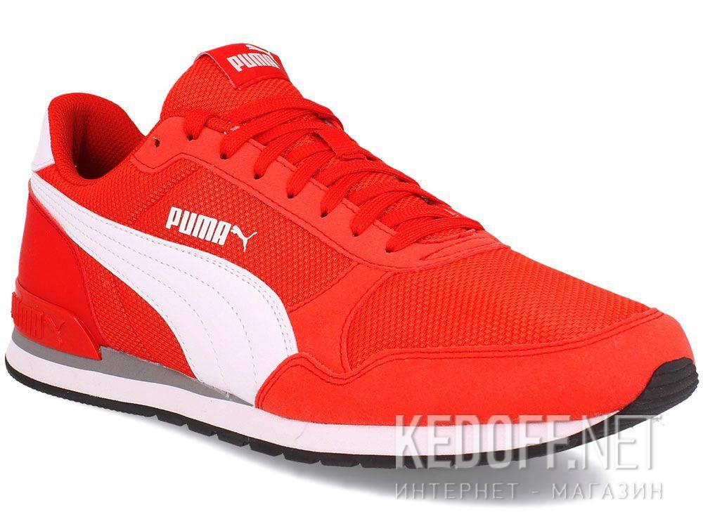 Оригинальные Мужские кроссовки Puma St Runner V2 Mesh 366811 09