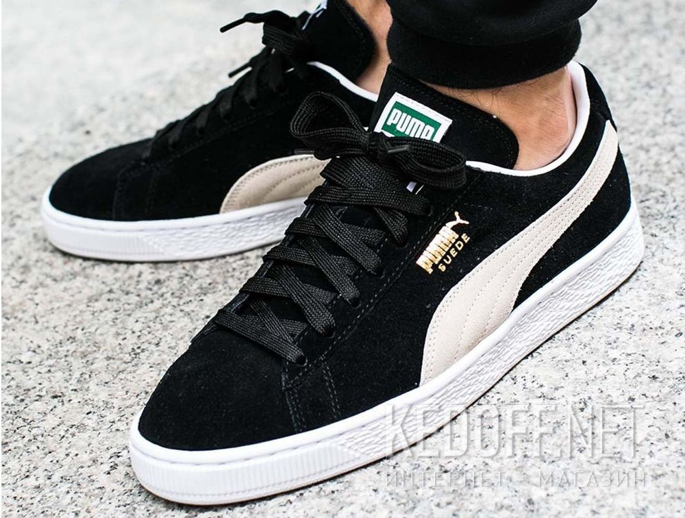 Мужские кроссовки Puma Suede Classic 352634-03 все размеры