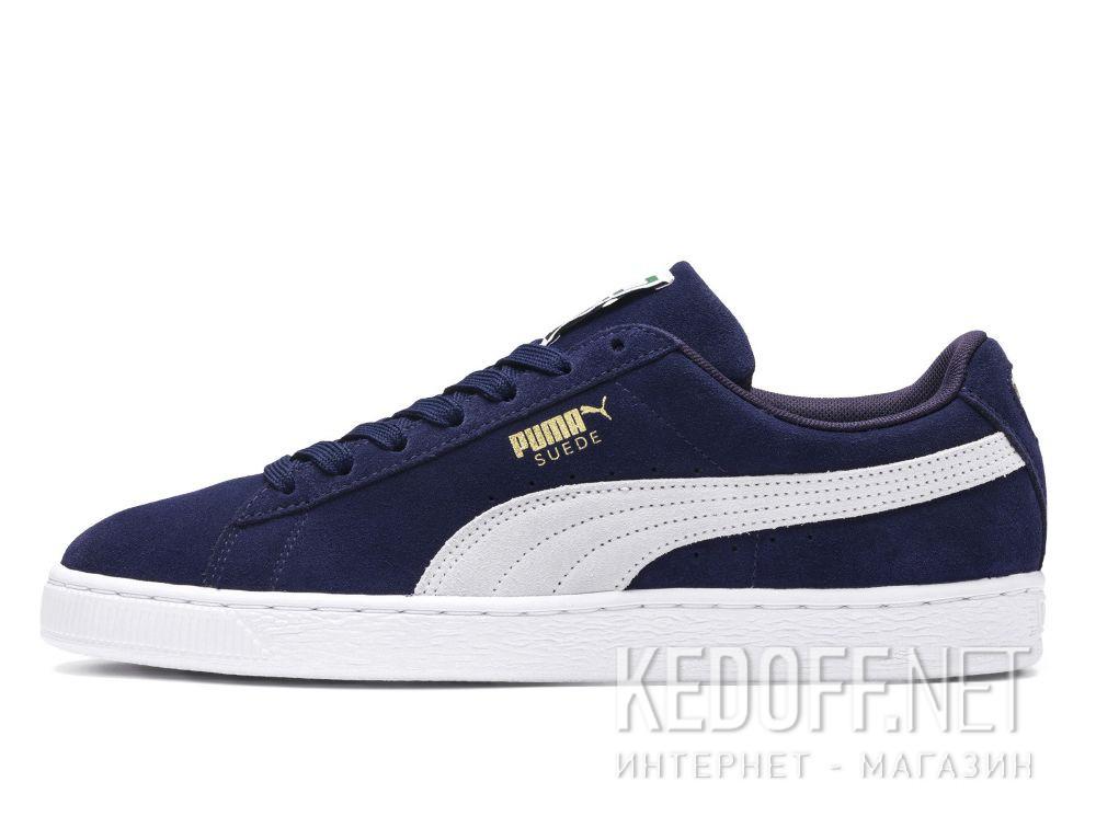 Оригинальные Мужские кроссовки Puma Suede Classic 356568-51