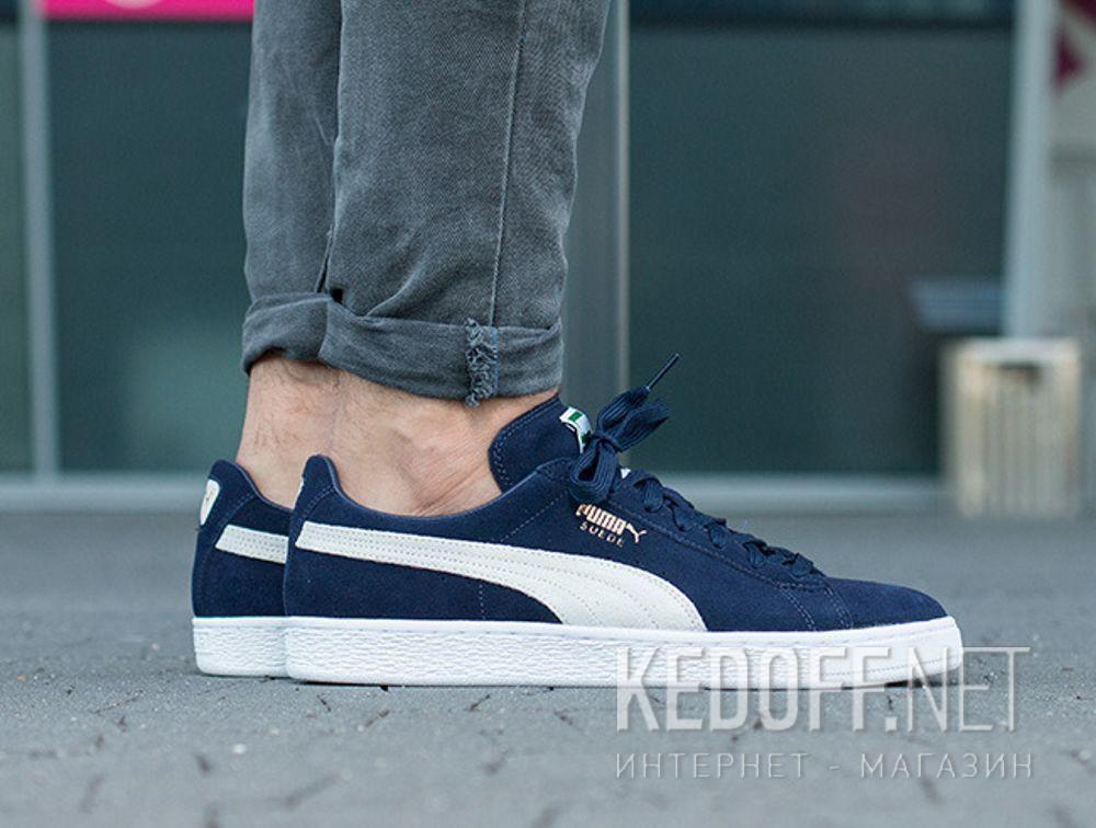 Men's sportshoes Puma Suede Classic 356568-51 все размеры