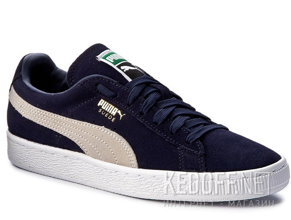 Купить Мужские кроссовки Puma Suede Classic 356568-51