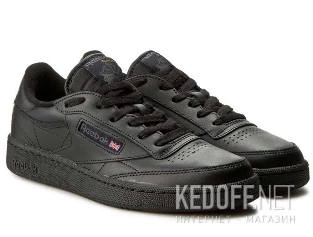 Мужские кроссовки Reebok Club C 85 AR0454 Black/Charcoal  купить Украина
