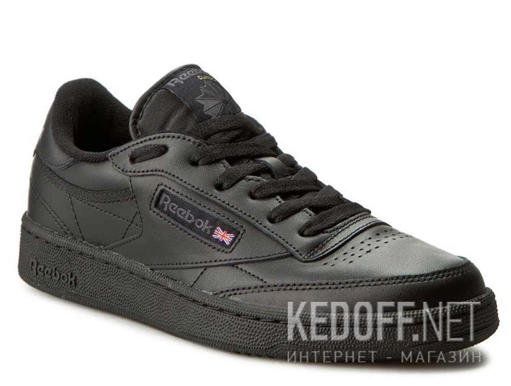 Купить Мужские кроссовки Reebok Club C 85 AR0454 Black/Charcoal