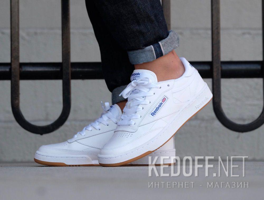 f495090ed3f15 Мужские кроссовки Reebok Club C 85 AR0459 в магазине обуви Kedoff ...