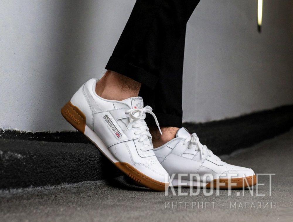 Доставка Мужские кроссовки Reebok Workout Plus cn2126