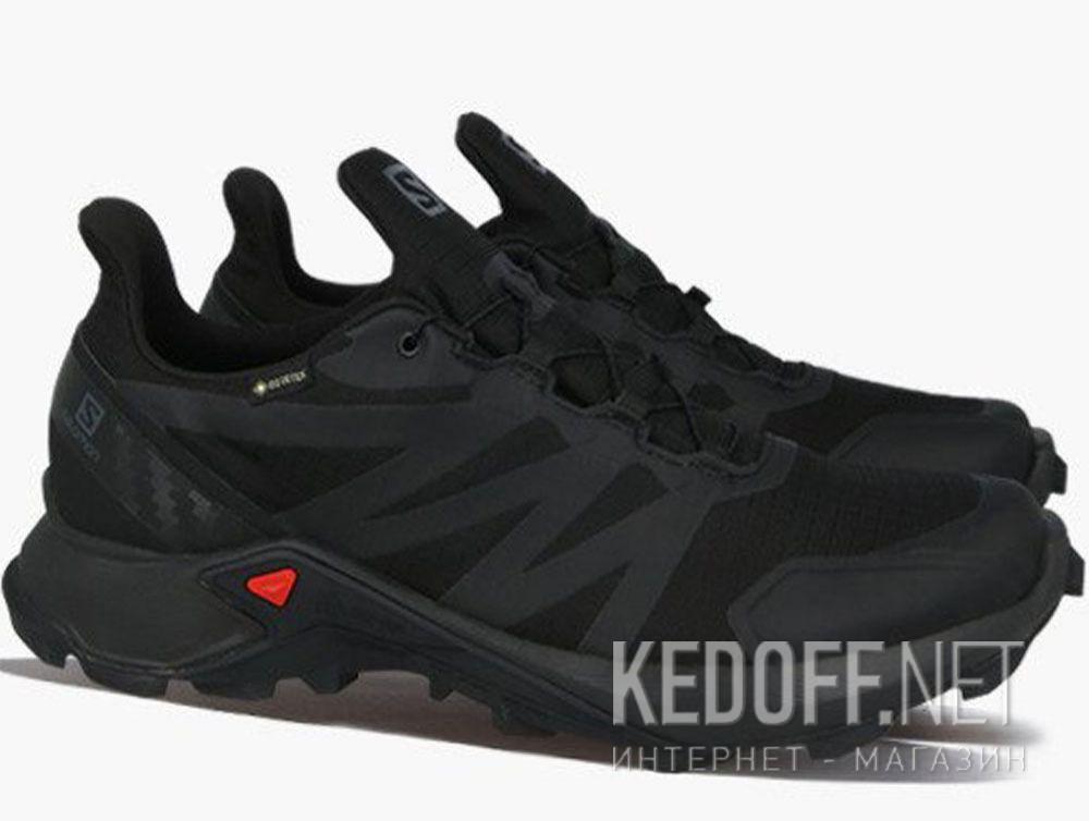 Męskie buty do biegania Salomon SuperCross Gore Tex 408088