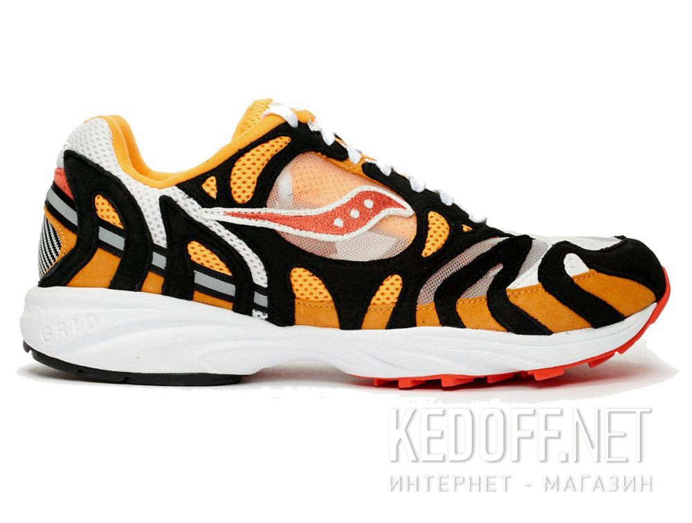 Мужские кроссовки Saucony Grid Azura 2000 S70491-1 купить Киев