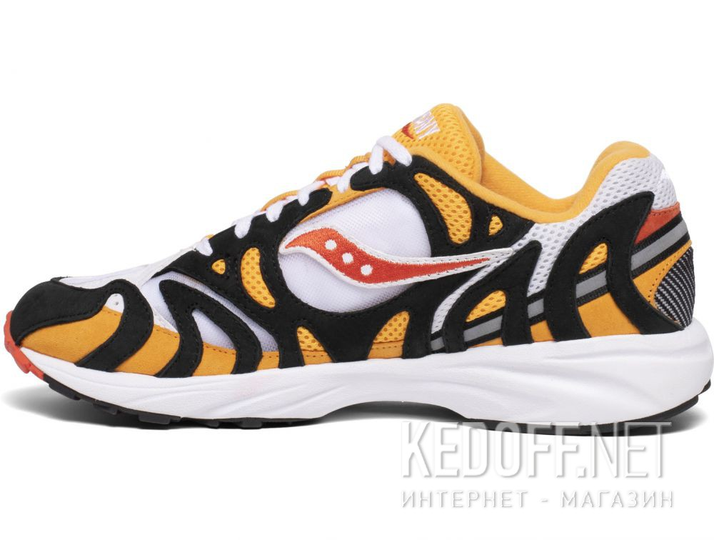 Оригинальные Мужские кроссовки Saucony Grid Azura 2000 S70491-1