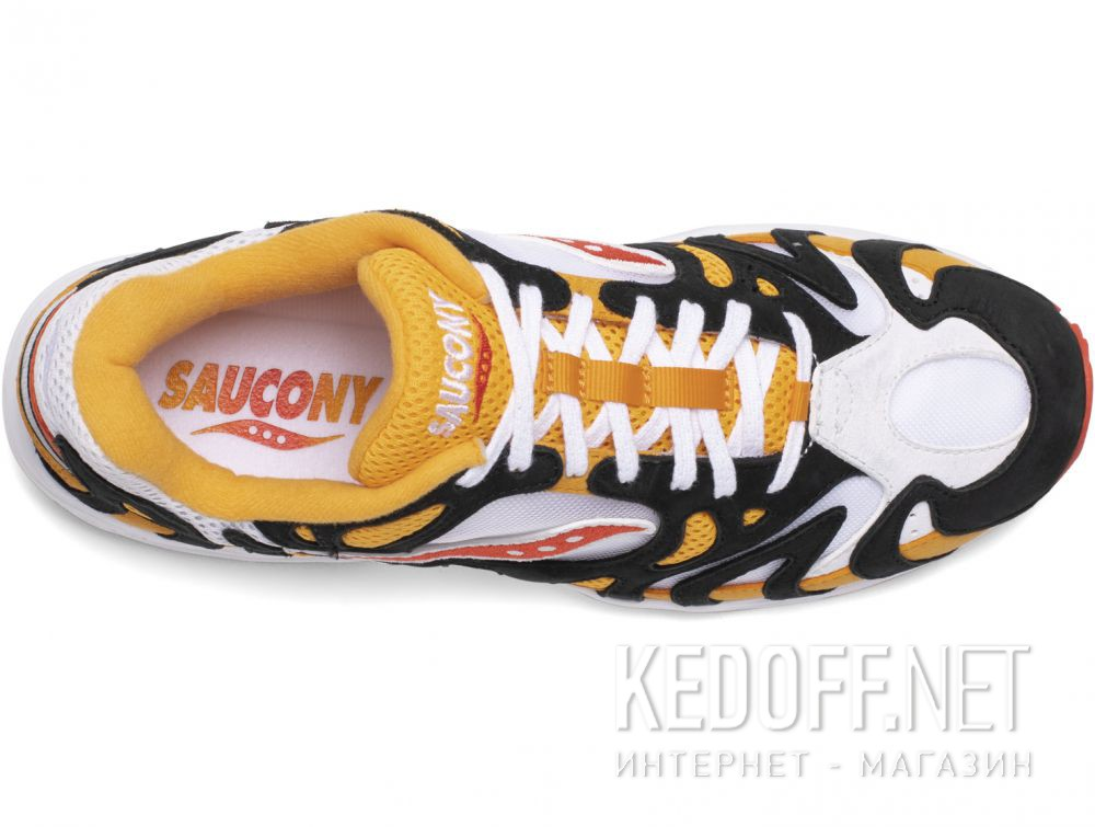 Мужские кроссовки Saucony Grid Azura 2000 S70491-1 описание