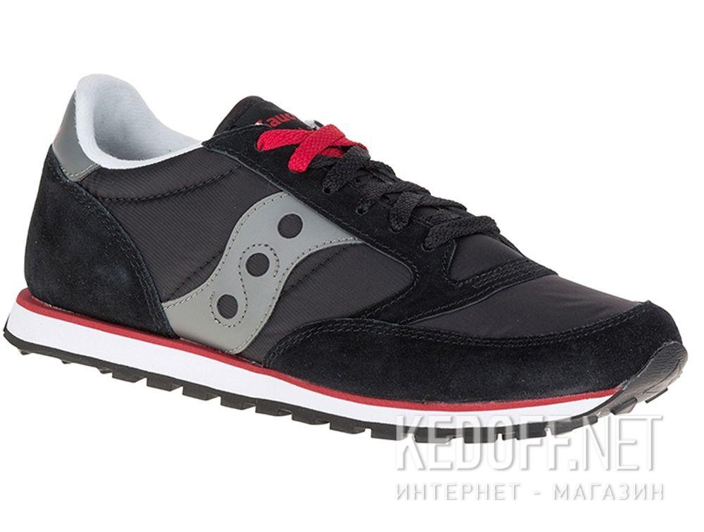 Купить Мужские кроссовки Saucony Jazz Low Pro S2866-7   (чёрный)