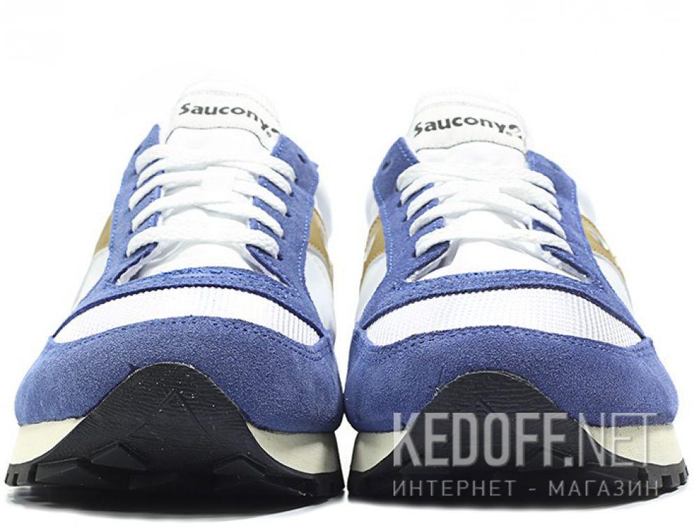 Цены на Мужские комфорт Мужские кроссовки Saucony Jazz O Vintage S70368-12
