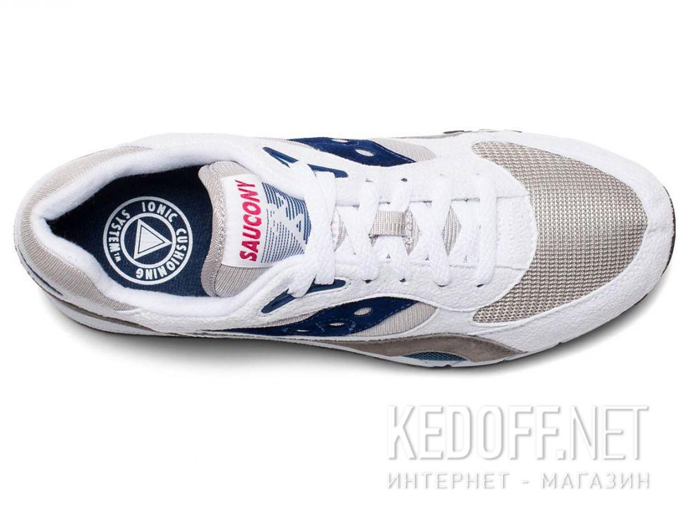 Оригинальные Мужские кроссовки Saucony Shadow 6000 S70441-1
