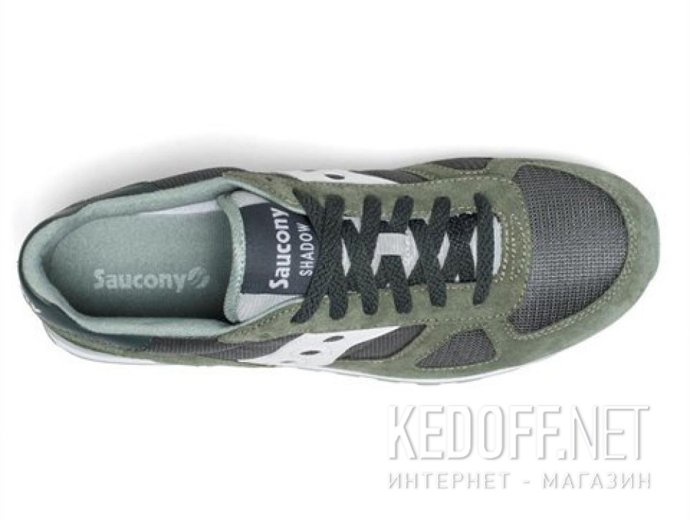 Оригинальные Мужские кроссовки Saucony Shadow Original S2108-685