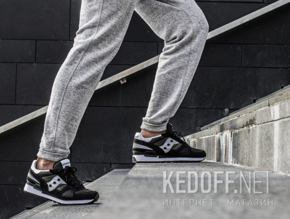 Men s sneakers Saucony Shadow Original S2108-518 (black) доставка по Украине 149bb8edfb874