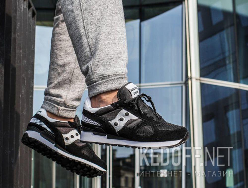 Доставка Мужские кроссовки Saucony Shadow Original S2108-518   (чёрный)